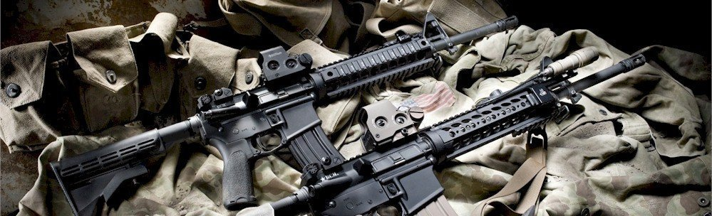 Airsoft DMR Weapon